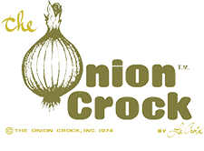 The Onion Crock